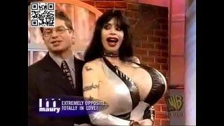 Mistress Rhiannon showing her bf